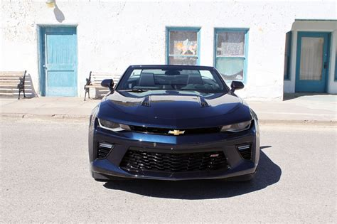 2016 Chevy Camaro Review by 2016 Chevrolet Camaro Convertible Review Autoguide News