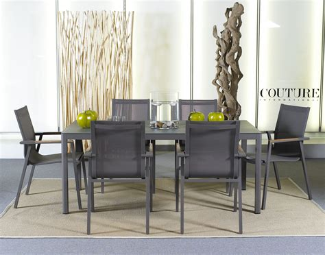 ella rectangular dining table modern dining room