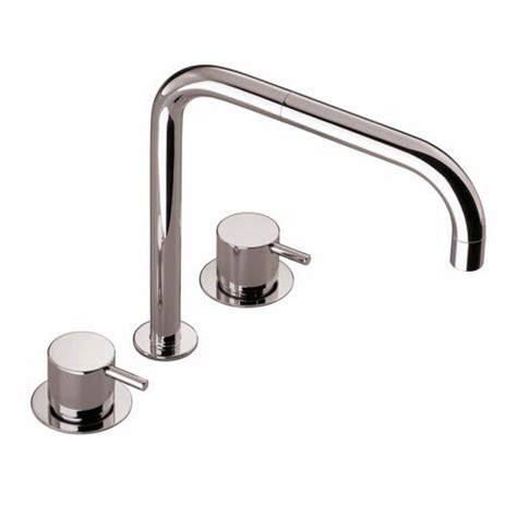 Vola Faucets by Vola Widespread Kitchen Faucet Kv4 Kitchen Faucet From