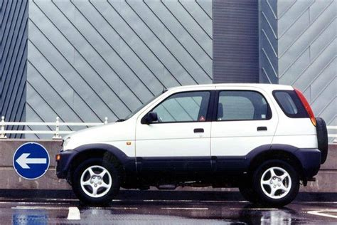Daihatsu Terios Review by Daihatsu Terios 1997 2006 Used Car Review Car Review