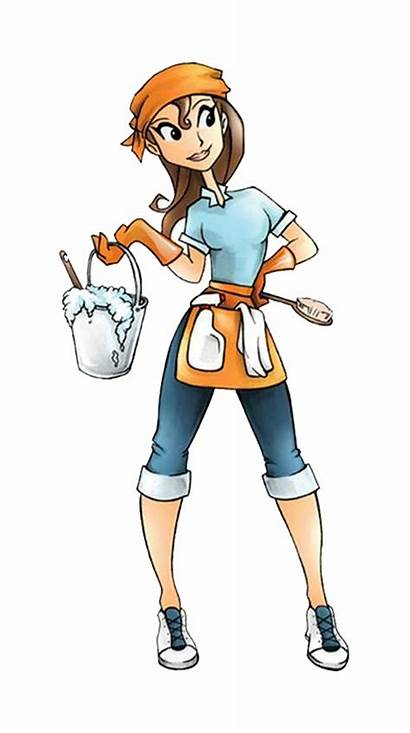 Cleaning Clipart Ladies Clipground Cliparts