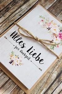 Geschenkideen Zur Hochzeit : gl ckwunschkarte zur hochzeit vintage blumen geschenkideen pinterest gl ckwunschkarte ~ Orissabook.com Haus und Dekorationen