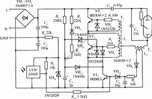 175w Mercury Vapor Lamp Auto On Or Off Electronic Ballast