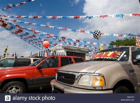 For Sale In Usa by Second Cars Stock Photos Second Cars Stock