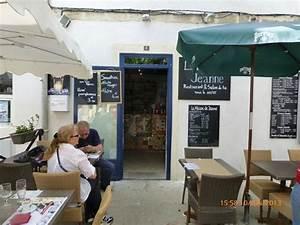 La Maison De Jeanne : la maison de jeanne saintes maries de la mer restaurant ~ Melissatoandfro.com Idées de Décoration