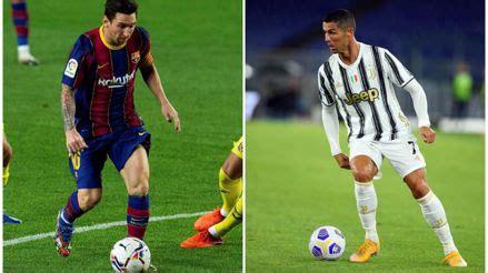 Home uefa champions league juventus vs ferencvaros highlights & full match 24 november 2020. Lionel Messi vs. Cristiano Ronaldo: fechas confirmadas de ...