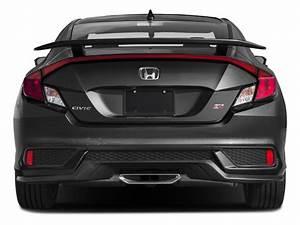 New 2018 Honda Civic Si Coupe Manual W  High Performance