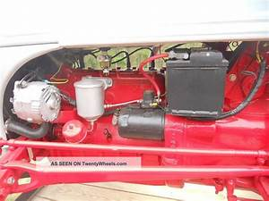 1952 Ford 8n Total Restoration Converted To 12 Volt Near