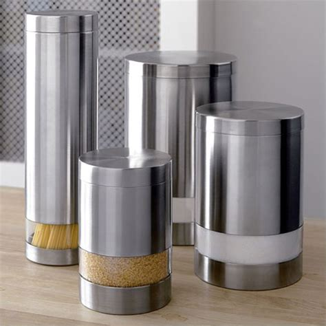 contemporary canisters for the kitchen modern kitchen canisters 28 images brabantia window 8307