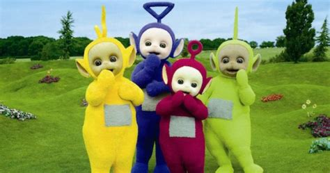 ready   cosplay   favorite teletubbies costume