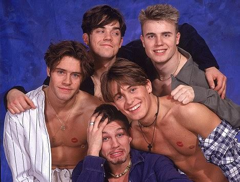 1990s Howard Donald Take That