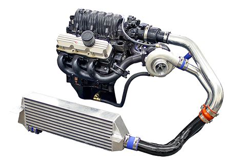Supercharging A Normally-aspirated 3800 Series