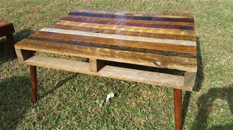 diy pallet rustic coffee table pallet furniture plans