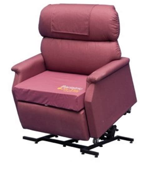 wide recliner chair thing