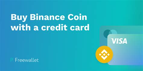 Bitcoin is a digital form of money running on a distributed network of computers. Buy Binance coin (BNB) with a credit card instantly and safely online