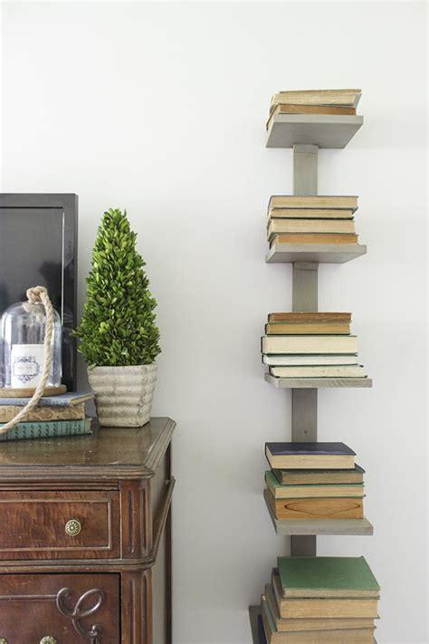 vertical bookshelf ehow