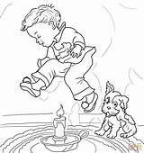 Coloring Nursery Jack Goose Nimble Mother Rhymes Printable Earth Supercoloring Baa Sheep Rhyme Colouring Drawing Characters Peter Cartoon Colorings Getdrawings sketch template