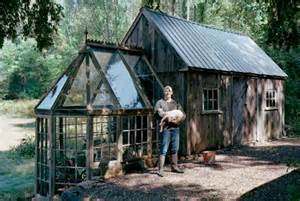 Inspiring Greenhouse House Plans Photo by Shed Inspiration 12 Recycled Reclaimed Eco Friendly