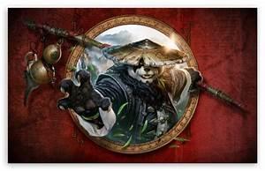 World Of Warcraft Mists Of Pandaria 4K HD Desktop ...