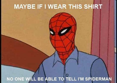 60 Spiderman Memes - featured meme 60 s spiderman the game hunter