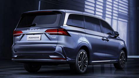 Roewe iMax8 será a primeira minivan da marca - DRIVE