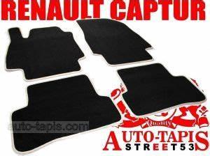 Tapis Renault Captur : auto tapis tapis de sol tapis de sol en caoutchouc tapis de coffre cache sous moteur ~ Maxctalentgroup.com Avis de Voitures