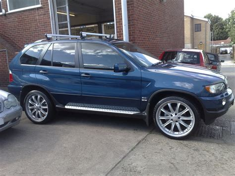 Ahm3t 2003 Bmw X5 Specs, Photos, Modification Info At