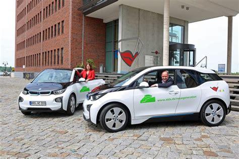 ladestation für e autos aida cruises mit elektroautos im fuhrpark f 252 r mitarbeiter