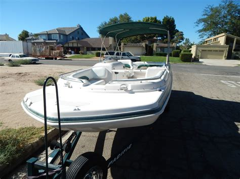 Hurricane Deck Boat Godfrey by Godfrey Hurricane Hurricane 237 Deck Boat 2002 For Sale