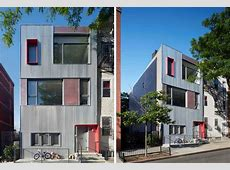 Park Slope Townhouse by Etelamaki Architecture Uses a Non