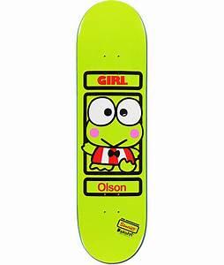 Hello Kitty Decke : girl x sanrio alex olson hello kitty skateboard deck at zumiez pdp ~ Sanjose-hotels-ca.com Haus und Dekorationen