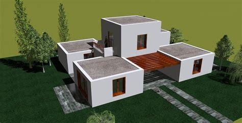 cr r sa chambre en 3d beautiful re maison with maison moderne 3d