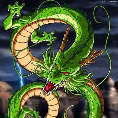 Dragon Ball Shenlong Shen Gifs Shenron Anime