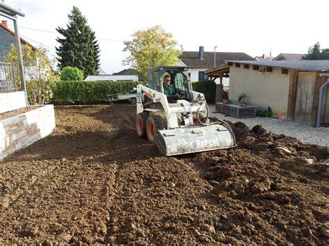 Garten Und Landschaftsbau Ingelheim by Erdarbeiten Im Hausgarten Methoden Umspaten Fr 228 Sen