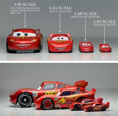 Lightning McQueen Diecast Cars 3