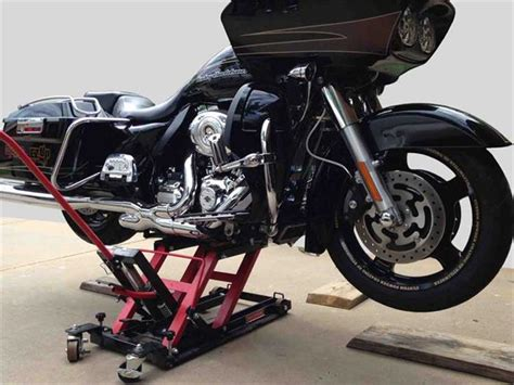 Online Buy Wholesale Hydraulic Motorcycle Lift From China