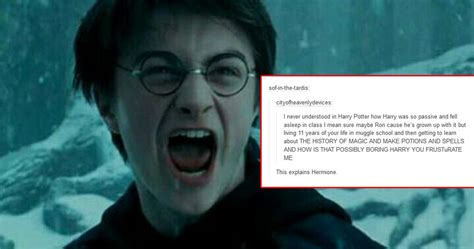 15 'Harry Potter' Tumblr Posts That'll Give You All the Feels