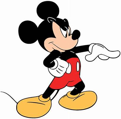 Mickey Mouse Clip Disneyclips Disney Pointing Note