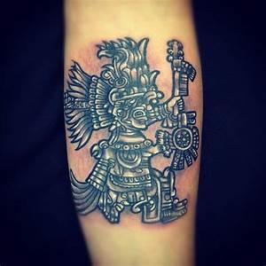 45 best Quetzalcoatl Arm Tattoos images on Pinterest | Arm ...