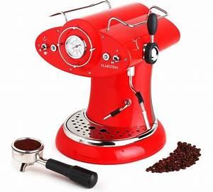 Pad Maschine Test : klarstein cascada rossa espresso maschine test ~ Michelbontemps.com Haus und Dekorationen