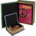 3pc Decorative Faux Books Nesting Storage Boxes Set Secret ...