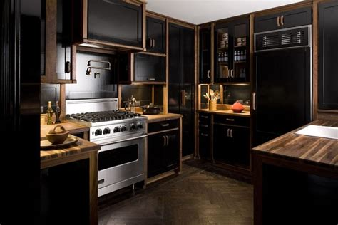 oven kitchen cabinet 141 best kitchens with black appliances images on 6921