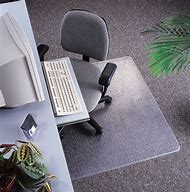 "Anti-Static Chair Mats 36"" x 48"" Without Lip"
