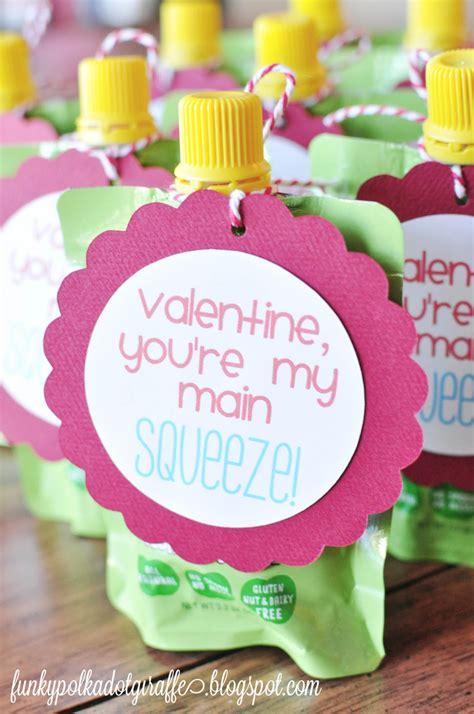 funky polkadot giraffe preschool valentines you re my 726   Squeeze Valentine 02