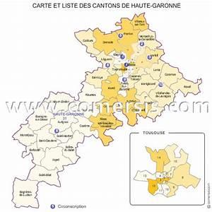 Leboncoin 31 Haute Garonne : carte des anciens cantons de la haute garonne ~ Dailycaller-alerts.com Idées de Décoration