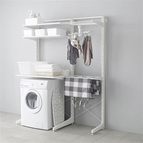 space saving laundry solutions  small houses ideal home