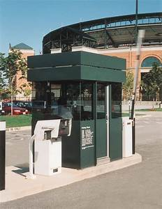 Toll Booth | Toll Booths | Portable Steel Buildings