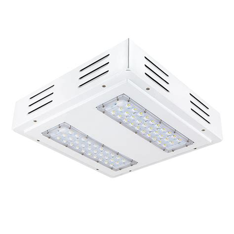 canape led led canopy lights 100w 4000k flush mount or surface
