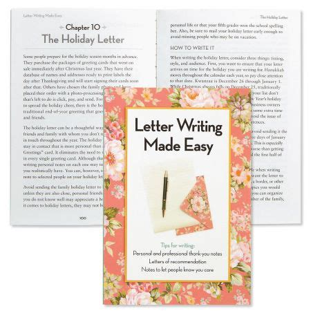 letter writing  easy colorful images