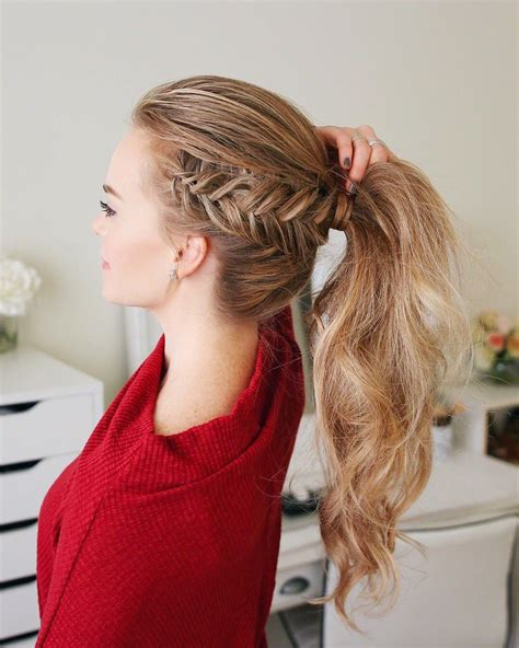 Ponytail Hairstyles by 10 Creative Ponytail Hairstyles For Hair Summer